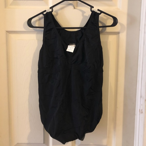Maternity support tank top